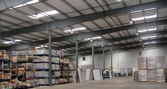 Alexandria storage warehouse
