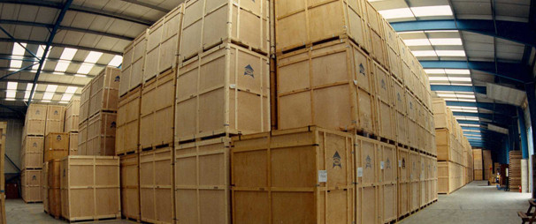 Northern Beaches storage warehouse