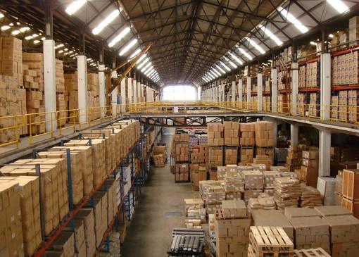 Lidcombe storage warehouse