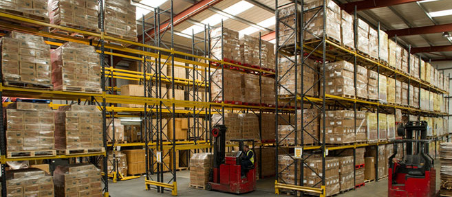 Neutral Bay storage warehouse