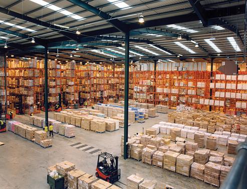 Strathfield storage warehouse
