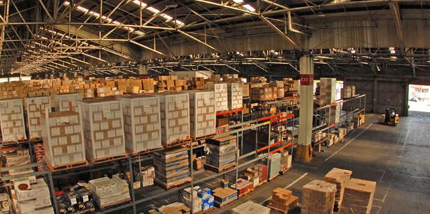 Surry Hills storage warehouse