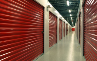 secure storage units by Holloway Storage Sydney