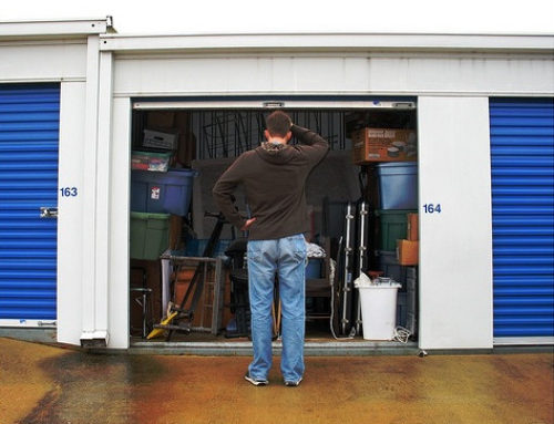 How To Organize Your Storage Unit For Moving