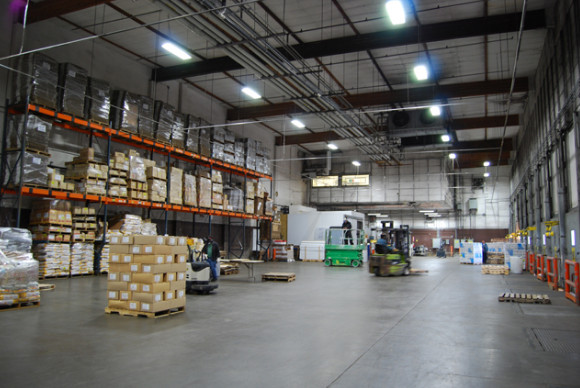Alexandria storage warehouse