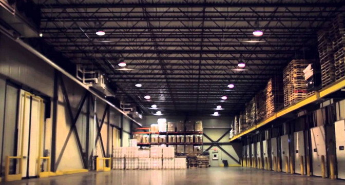 Double Bay storage warehouse
