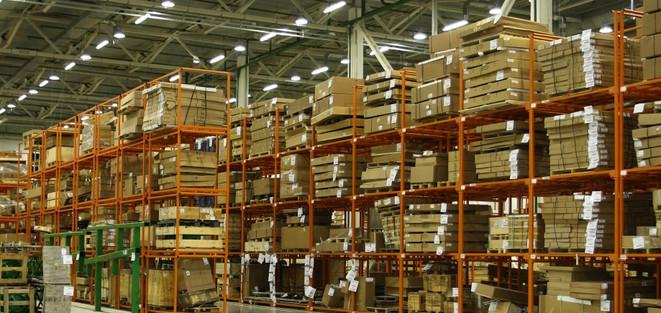 Kings Cross storage warehouse