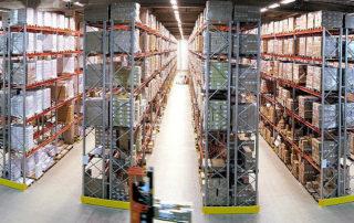 storage warehouse & distribution