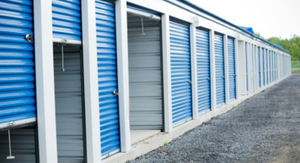 storage units by Holloway Storage Sydney