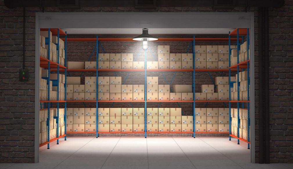 self storage unit shelves in Sydney
